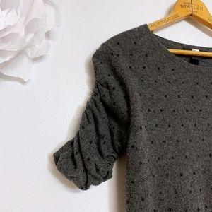 100% CASHMERE Sweater Saks Fifth Avenue M